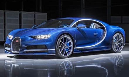 Bugatti Chiron Videos