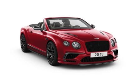 Bentley Continental Supersport Convertible Videos