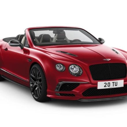 2018 Bentley Continental Supersports Convertible Wiki
