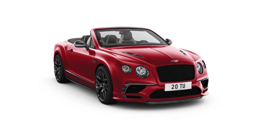 Bentley Continental Supersport Convertible Videos