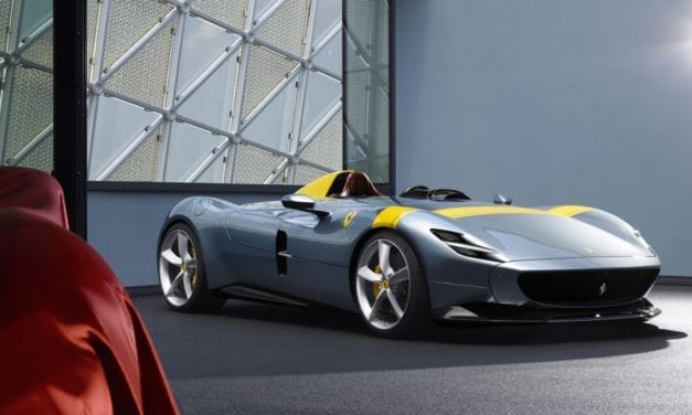 Ferrari Monza SP1 – The Beginning of Something Iconic