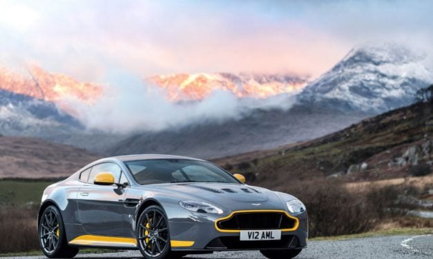 Aston Martin V12 Vantage S – An Aging Grand Tourer with a Special Engine