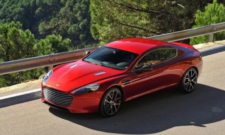 Aston Martin Rapide S Videos
