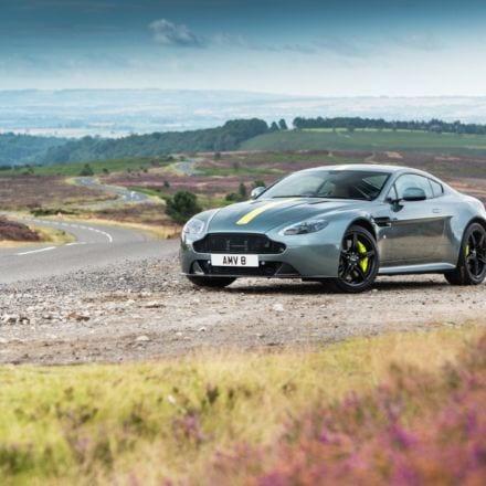 Aston Martin SupercarTribecom - 2018 aston martin virage