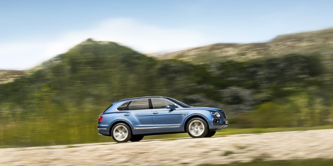 Bentley Bentayga Diesel Videos