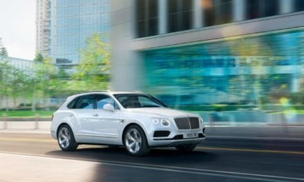 Bentley Bentayga Hybrid Videos