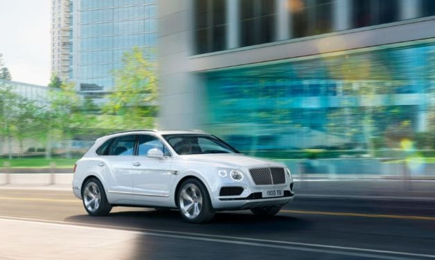 Bentley Bentayga Hybrid – A Hybrid on 21s