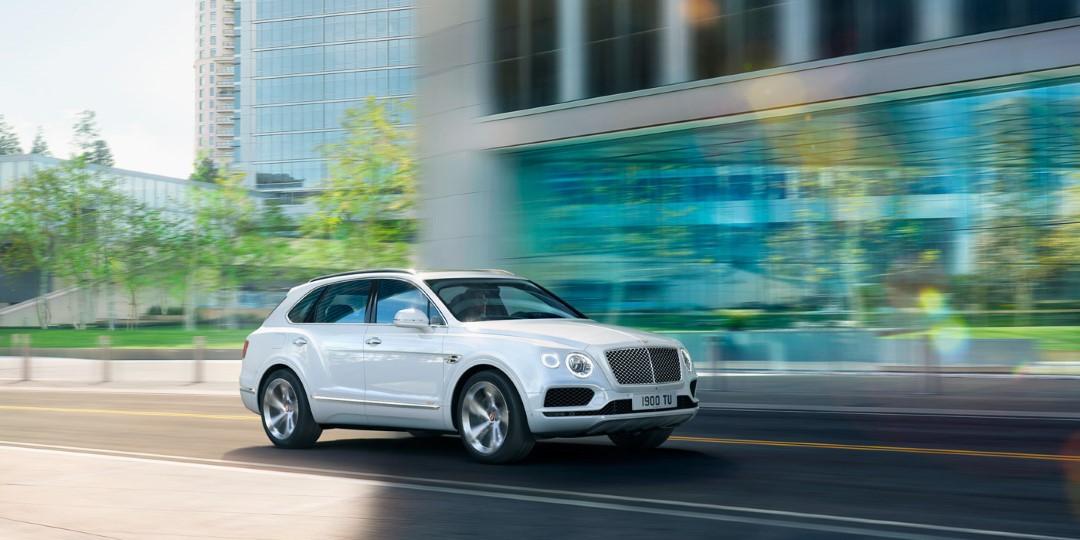 Bentley Bentayga Hybrid – A Hybrid on 21s