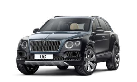 Bentley Bentayga Mulliner Videos