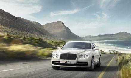 Bentley Flying Spur V8 Videos