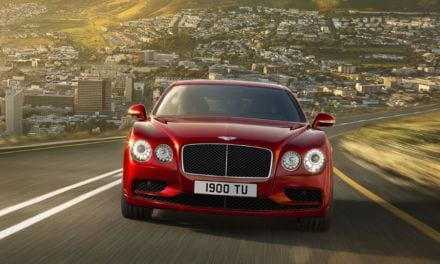 Bentley Flying Spur V8 S Videos