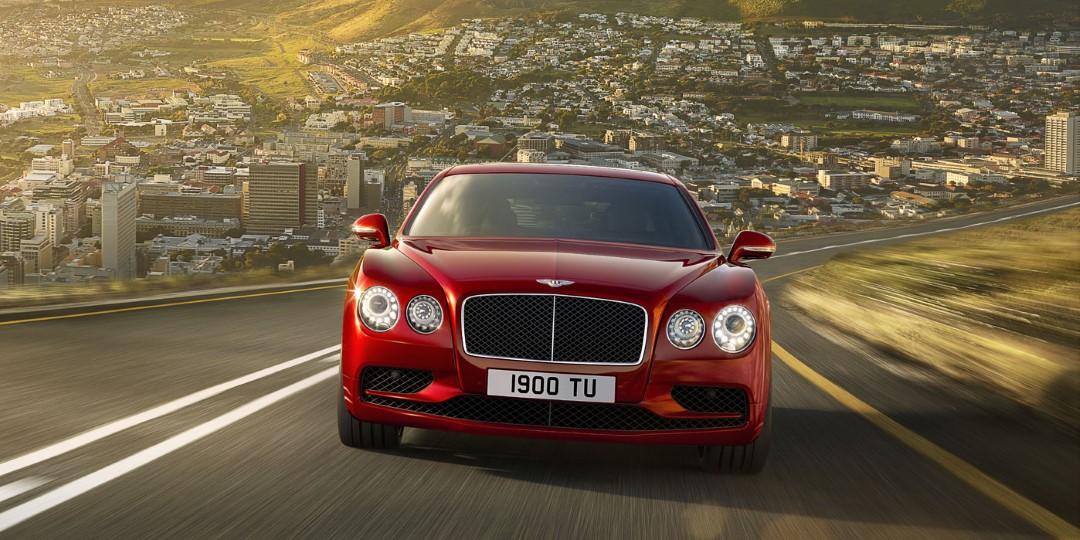 Bentley Flying Spur V8 S Videos