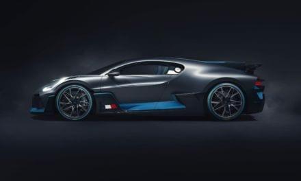 Bugatti Divo Videos