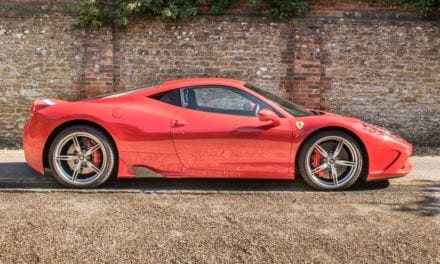 Friday Drool – Time for your Dose of Ferrari Red