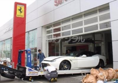 SupercarTribe Ferrari Destroyed by 0003