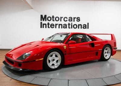 SupercarTribe Friday Drool - Ferrari F40 (1)