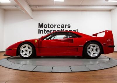 SupercarTribe Friday Drool - Ferrari F40 (4)