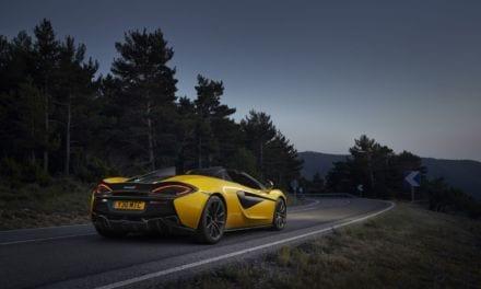 McLaren 570S Spider Videos