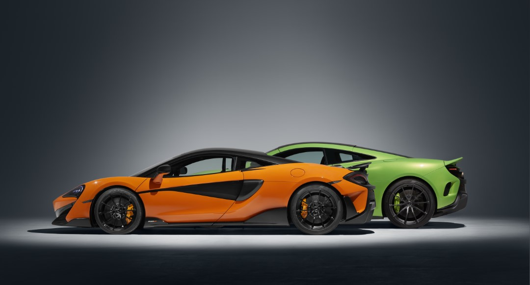 McLaren 600LT – A 570S for the Track
