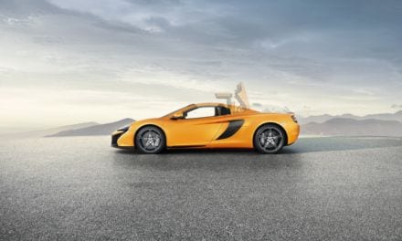 Steve Sutcliffe: McLaren 650S Spider. Better than the 12C?