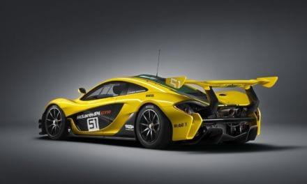 McLaren P1 GTR Videos