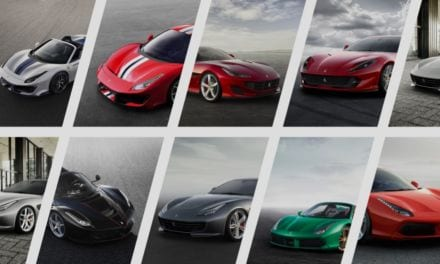 Your Guide to all Current Ferrari Models 2018