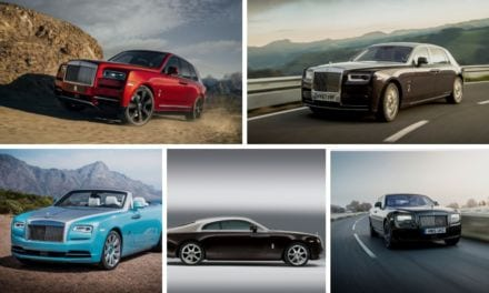 Your Guide to all Current Rolls-Royce Models in 2018