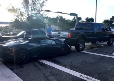 Lamborghini Crash Huracan Spider Miami SupercarTribe 0004