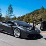 Fastest Camera Car in the World – Lamborghini 'Huracam'
