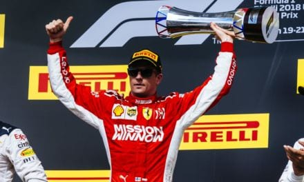 Raikkonen Wins US Thriller – Hamilton Has to Wait
