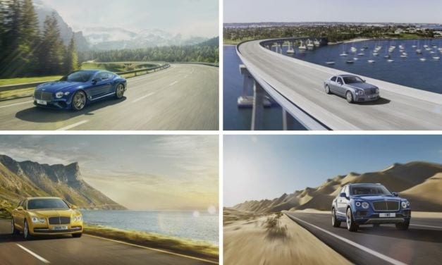 Your Guide to all Current Bentley Models in 2018