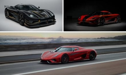 Your Guide to all Current Koenigsegg Models in 2018