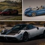 Your Guide to all Current Pagani Models in 2018