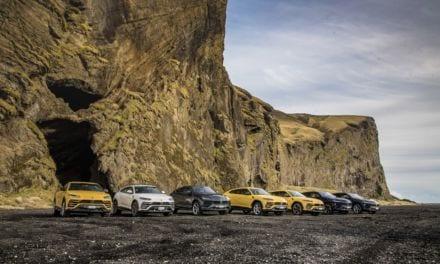 Lamborghini Urus Adventure in Iceland