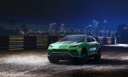 Lamborghini Urus STX Concept – Race Series for Super SUV