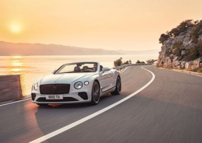 New Bentley Continental GT Convertible 0002