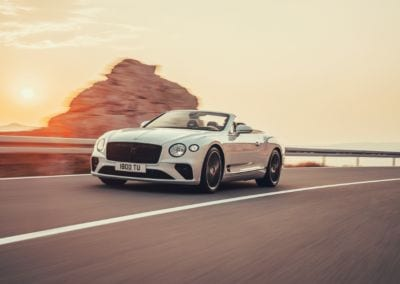 New Bentley Continental GT Convertible 0003