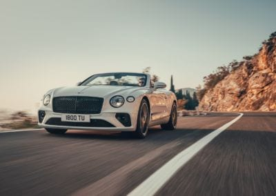 New Bentley Continental GT Convertible 0005