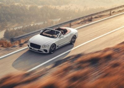 New Bentley Continental GT Convertible 0006
