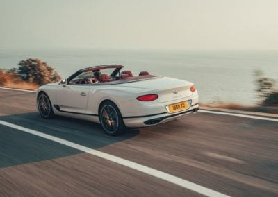 New Bentley Continental GT Convertible 0007