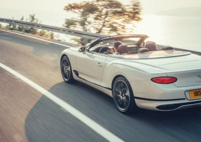New Bentley Continental GT Convertible 0008