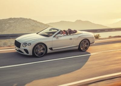 New Bentley Continental GT Convertible 0009