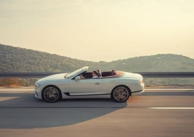 New Bentley Continental GT Convertible 0012