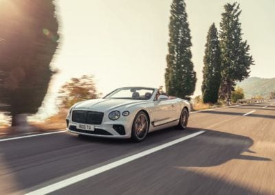 New Bentley Continental GT Convertible 0013