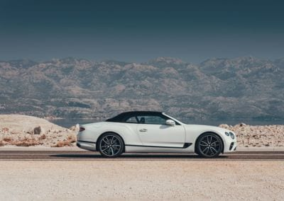 New Bentley Continental GT Convertible 0015