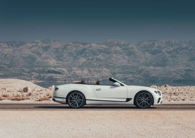 New Bentley Continental GT Convertible 0016