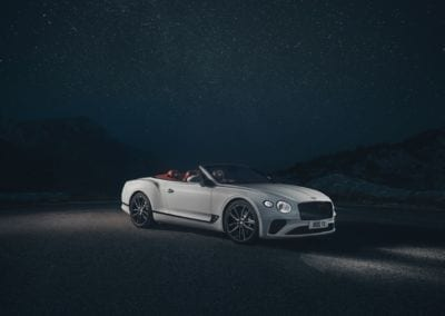 New Bentley Continental GT Convertible 0022