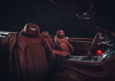 New Bentley Continental GT Convertible 0025