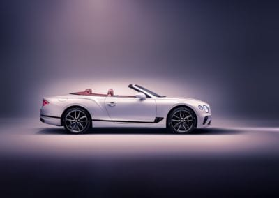 New Bentley Continental GT Convertible 0028
