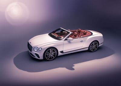 New Bentley Continental GT Convertible 0030